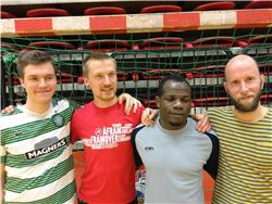 FC Sækó fótboltamót í maí 2016